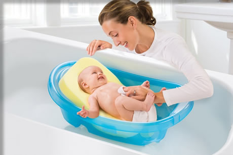 Baby Bath Sponges Insert