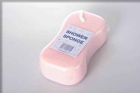 Shower Sponges